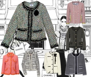 Collage Giacca chanel 1 copia