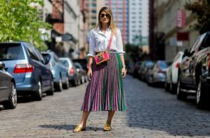 Street Style - September 2016 New York Fashion Week - Day 3