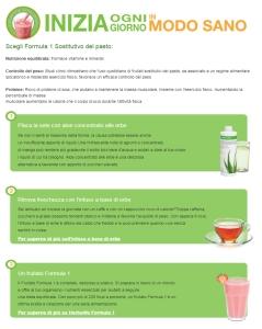 Colazione equilibrata herbalife 1 copia